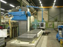 Bed milling Butler Newall TE300