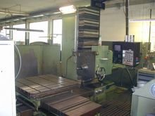 Horizontal Boring Mill table ty