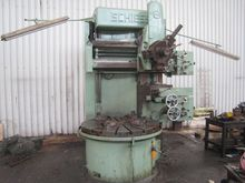 Vertical boring mill Schiess 13