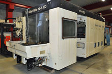 Machining centers Huller Hille