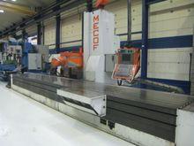 Bed milling Mecof CS 1000 (11.5