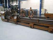 Used Lathes PBR T400