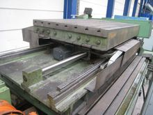 Rotary tables Schiess Froriep K