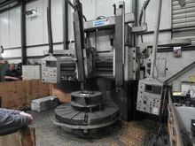 Vertical boring mill Schiess Fr