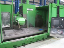 Bed milling Union BF 400 U II (