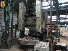Vertical boring mill Rafamet KC
