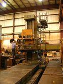 Horizontal boring mills, floor
