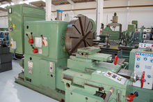 Used Lathes WMW Zerb
