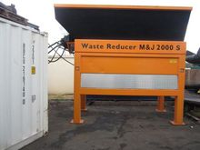 2002 Metso M&J 2000 S Shredder