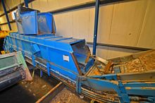 Lindemann plate belt conveyor