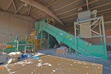 2011 Lyndex Recycling Systems L
