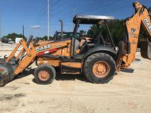 2012 CASE 580N