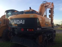 2014 HYUNDAI ROBEX 180W-9A