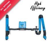 Stationary High Efficiency Disp