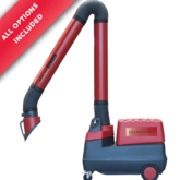 Mobile Welding Fume Extractor D