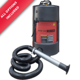 Portable High Vacuum Fume Extra