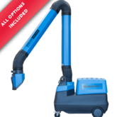 Mobile Self Cleaning Fume Extra