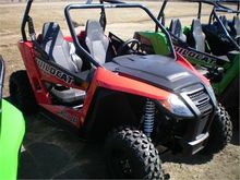 Used ARCTIC CAT WILD