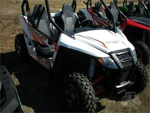 2015 ARCTIC CAT WILDCAT TRAIL L