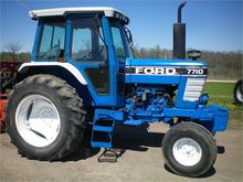 Used FORD 7710 II in