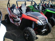 2015 Arctic Cat Wildcat Trail X