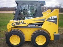 Used Gehl R190 in Re