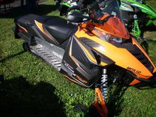 2016 Arctic Cat XF 7000 CrossTo