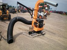 2014 Scag Giant-Vac TLH20-18BV