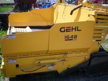 2002 Gehl 1648