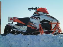 2015 Arctic Cat ZR9000 SnoPro