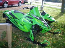 2016 Arctic Cat ZR7000 Limited