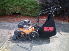 2014 Scag Giant-Vac YV14-EA190