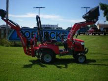 Used Massey Ferguson Tractor Loader Backhoe for sale  Massey
