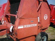 Used HESSTON 5580 in