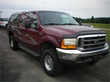 1999 FORD F250 XLT SD