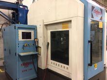 2000 Roders RFM760 CNC Mill
