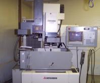 1992 Mitsubishi V25F CNC EDM ma