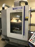 1999 Mikron VCP600 CNC Mill