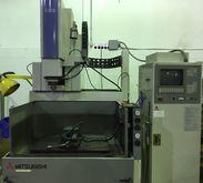 1997 Mitsubishi EX22 CNC EDM ma