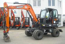 Used DX57W for sale  Doosan equipment & more   Machinio