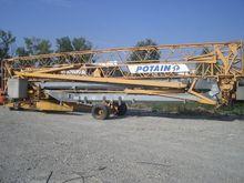 Used 2001 Potain HD