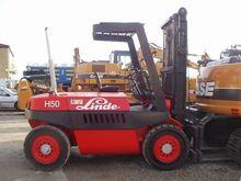 Used 1982 Linde H 50