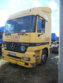 2001 Mercedes-Benz ACTROS ACTRO