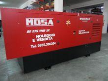 2010 Mosa T160H GENERATORE GE27