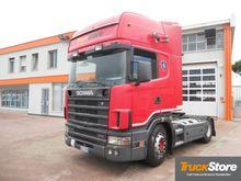 Used 1998 Scania 144