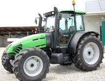 2003 DEUTZ-FAHR agroplus 100