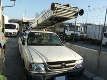 2004 Toyota HI LUX D4D PICK UP