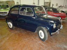 Fiat SEICENTO 600 D (TIPO 100)