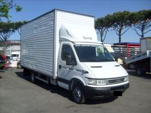 2005 Iveco DAILY 50C17 HPT FURG