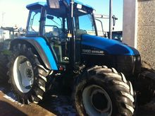 2003 NEW HOLLAND TS100